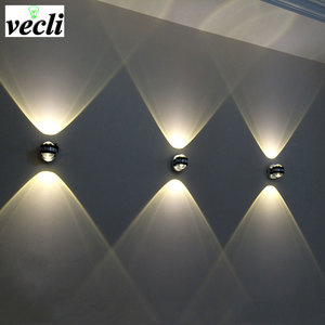 Up down wall lamp led modern i