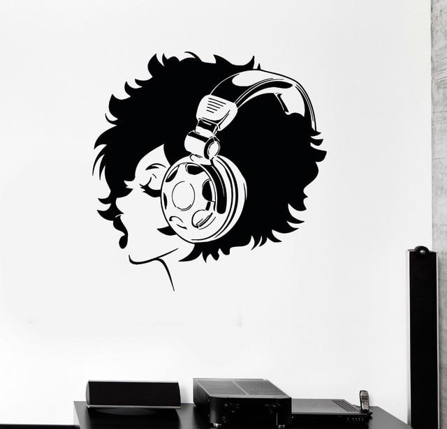 Aliexpresscom  Buy Hot Vinyl Wall Decal Wall Decal Teen Girl - Wall decals for teenage girl