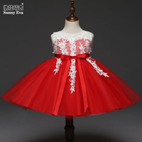 Sunny Eva Girls Party Dresses 2 6y Kids Dresses For Girls Party Wear Christmas Princess Costume
