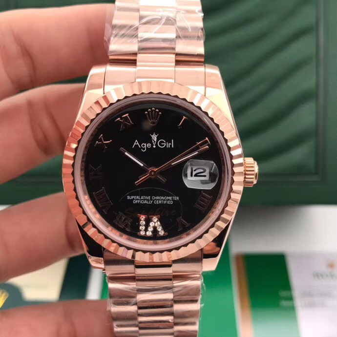 Luxury Brand New Automatic Mechanical Men Datejust Stainless Steel Sapphire Rose Gold Diamond Rome President Watch 36mm AAA+Luxury Brand New Automatic Mechanical Men Datejust Stainless Steel Sapphire Rose Gold Diamond Rome President Watch 36mm AAA+