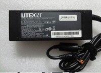 새로운 슬림 원래 에이서 LITEON 아수스 AC 어댑터 충전기 85