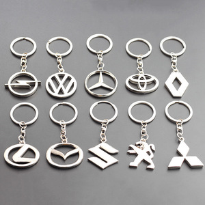 الحديثة واجن مرسيدس و تويوتا مفتاح سلسلة سيارة خواتم هدية الجوف خارج السيارات S السيارات رمز المعادن الخصر شنقا المفاتيح