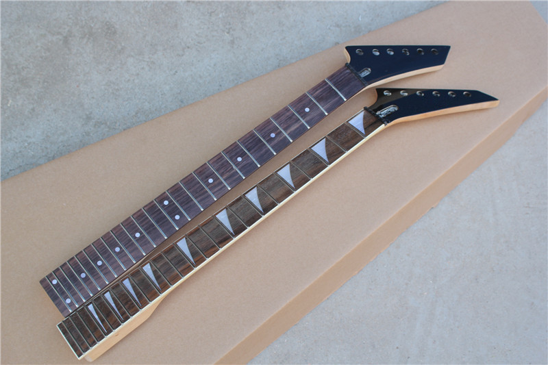 special price factory custom 24 frets rosewood fretsboard 6 strings electric guitar neck can be. Black Bedroom Furniture Sets. Home Design Ideas