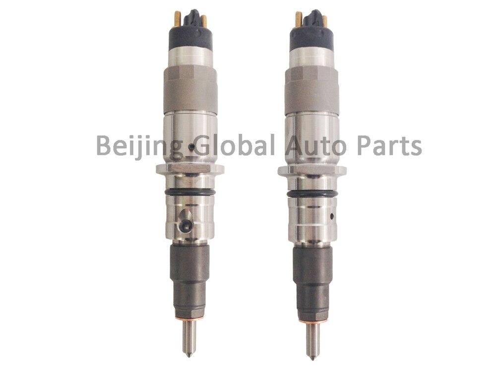 Diesel Engine Common Rail Fuel Injector 0445120059 0445120231 0986435597 3976372 4945969 6574 11 3011