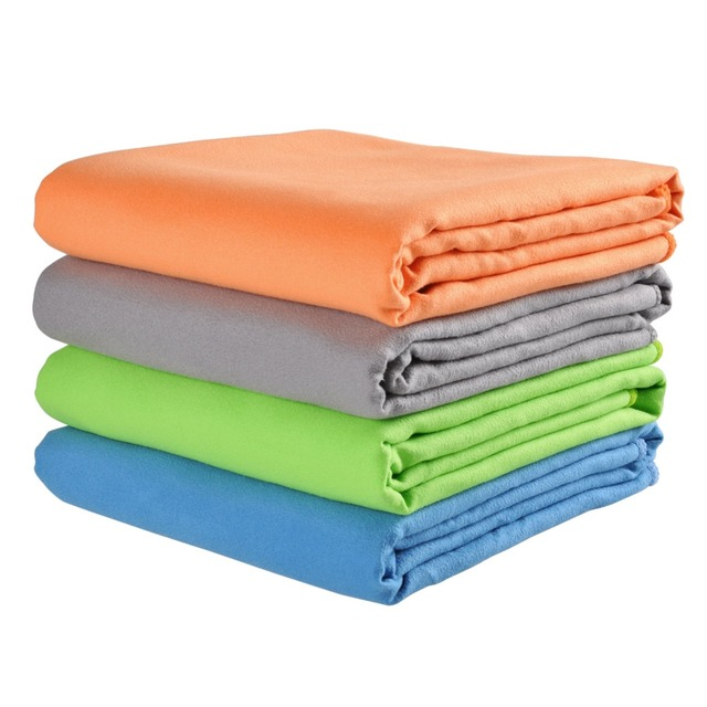 Microfiber Towels for Travel Sports Fast Drying Super Absorbent Ultra Soft Lightweight Camping Gym Beach Swimming Hiking Yoga 2