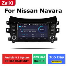 ZaiXi 2Din For Nissan Navara D23 NP300 Navara 2014~2018 Car Android Radio Multimedia Player GPS Navigation IPS Screen HiFi WiFi цена в Москве и Питере