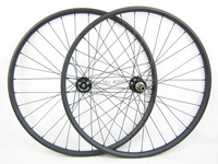 2015 Hookless AM down hill carbon mtb wheel 26er bicycle wheel set tubeless compatible