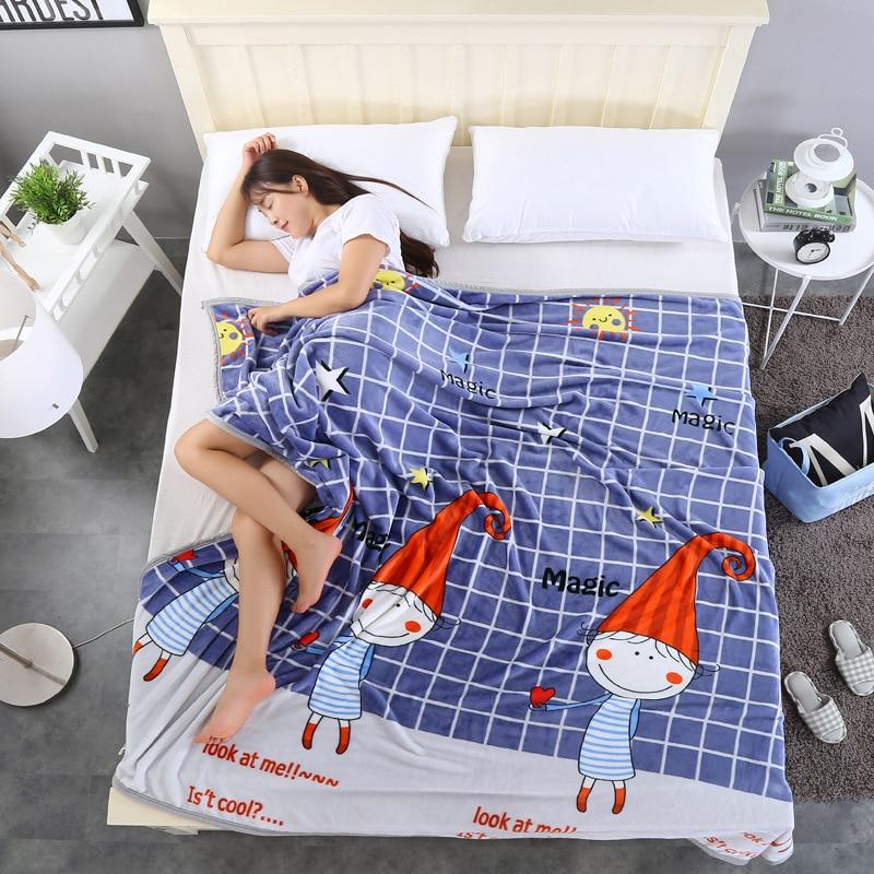 Quilt Blanket Super Warm Soft Bedding