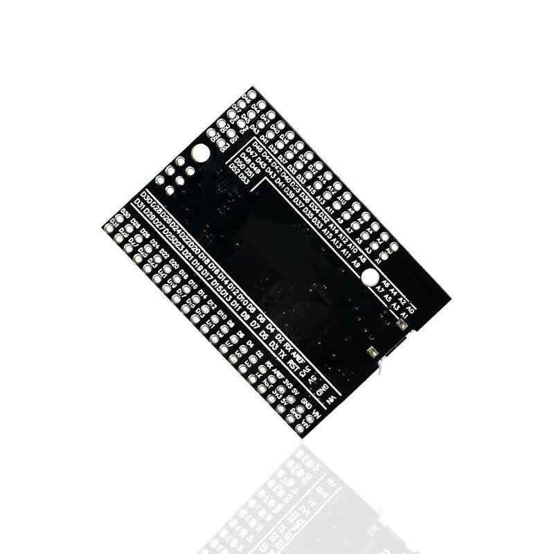 EastVita Mini MEGA 2560 Pro المصغّر USB CH340G ATMEGA2560-16AU لاردوينو 2560 برو جزءا لا يتجزأ USB CH340G ATMEGA2560-16AU رقاقة r25