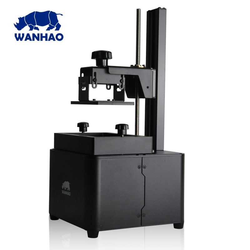 Top Level Smart 3D Printer Wanhao Duplicator 7 V1.4 Stable Working 3d Printing Machine 3D Printer used in Dental Products цена