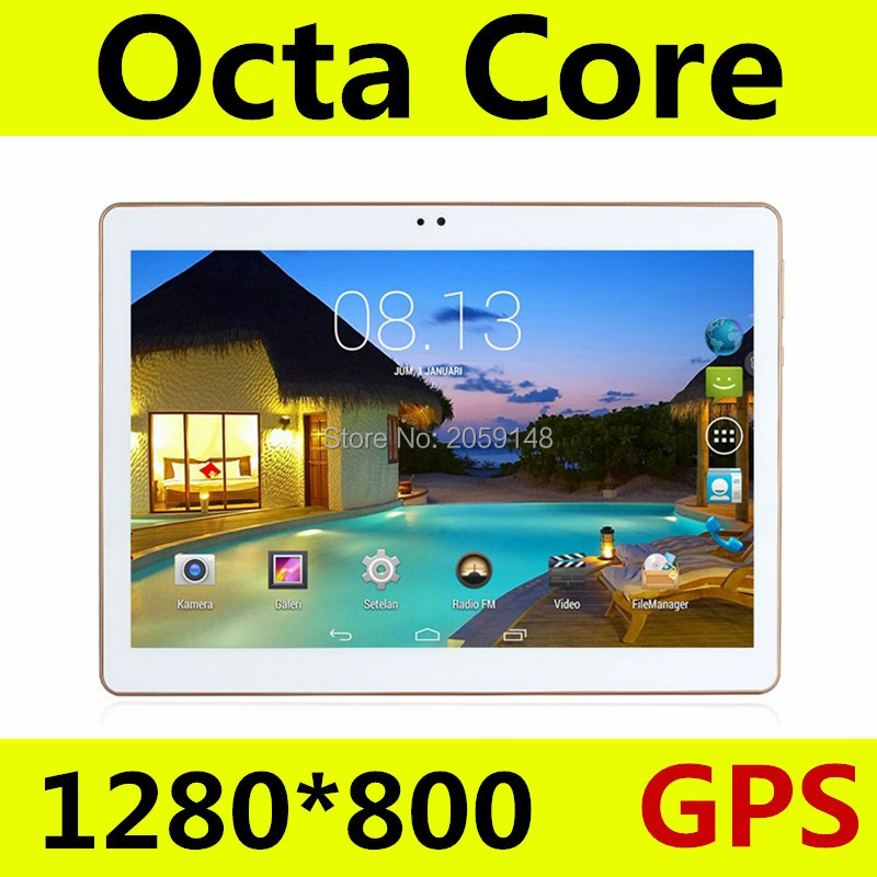 10.1 inch tablet pc android 5.1 octa core RAM 4GB ROM 64GB 3G Phone call 8 core 1280*800 tablets Kids Gift MID 10 10.1