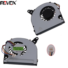 New Laptop Cooling Fan For Acer aspire M5-581G PN: GB0506AGV1-A CPU Cooler Radiator new original laptop palm rest for acer for aspire m5 581 m5 581g m5 581t m5 581tg palmrest upper case cover am0o2000d10 touchpad