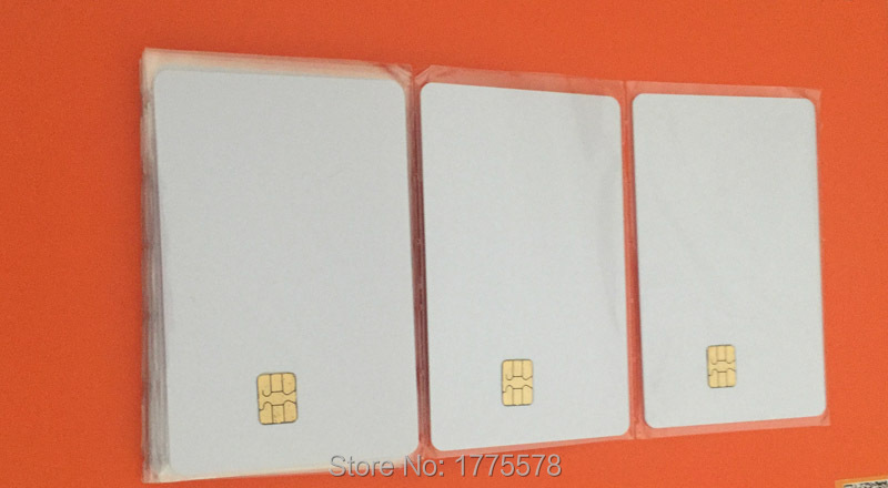 Original Siemens SLE5528 Memory Card/Contact Card/Chip Card with 1024x8-bits EEPROM ,ISO 7816