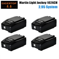 Бесплатная доставка 4 шт./лот Martin lightjockey 1024 USB контроллер DMX1024 USB контроллер Led Освещение сцены DMX ступенчатый регулятор освещения