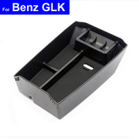 Front Rear Side Door Car Center Console Armrest Storage Box Container Holder Secondary Storage For Mercedes