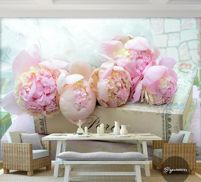 3d room wallpaper custom mural non-woven wall sticker 3 d Books on blooming pink flowers painting photo 3d wall murals wallpaper 3d wallpaper custom mural non woven cartoon animals at 3 d mural children room wall stickers photo 3d wall mural wall paper