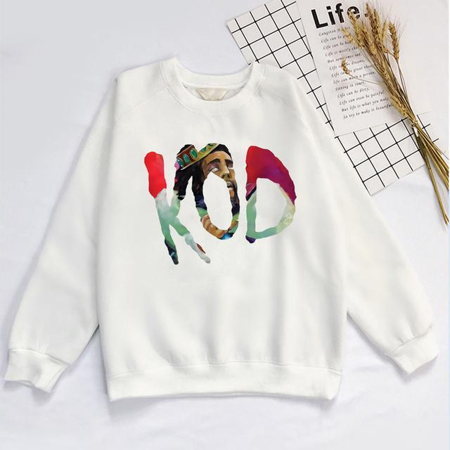 J Cole Sweatershirt King Cole Dreamville Sweatershirt Hoodie Men Women hip hop KOD Hoodie Sweatershirt
