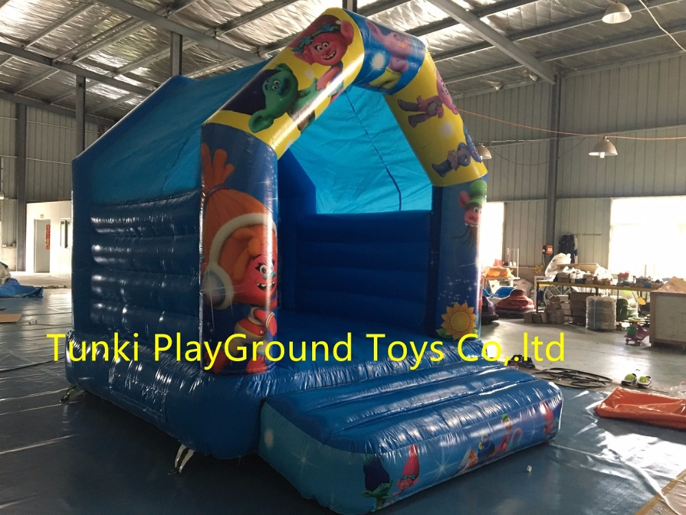 Indoor Outdoor Commercial Inflatable font b Bouncer b font For Sale