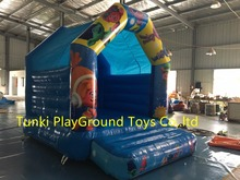 Indoor Outdoor Commercial Inflatable Bouncer For Sale