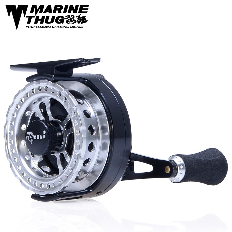 Marine thug Fly Fishing Reel FFD60-X Left hand Right Hand Fishing Reel 8 BB 3.6:1 Flying Fishing Wheel