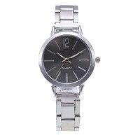 2019 New Stainless Steel Belt women Watch Bracelet Ladies Watch Classic Minimalist Alloy Analog ladies Quartz wrist watches r