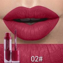 1PC Waterproof Lipstick Matte Lip Gloss Moisturizing Water-Resistant Profissional Maquillaje