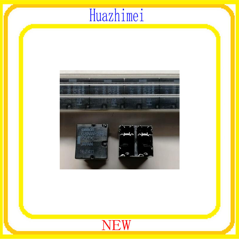 10PCS/LOT NEW Auto Relay G8NW G8NW-2U-12VDC G8NW-2H-12VDC G8NW-2L-12VDC G8NW-2S-12VDC DIP10 12V реле omron 2 h1 dc12v gen dpdt 1a 12v h1 12vdc 8pin 10pcs lot g5v 2 h1 12vdc
