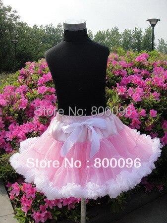 Wholesale 2015 Kids Skirts Girls Pink Bow  Denim Skirts of Skirts Children Fantasia PETS-033