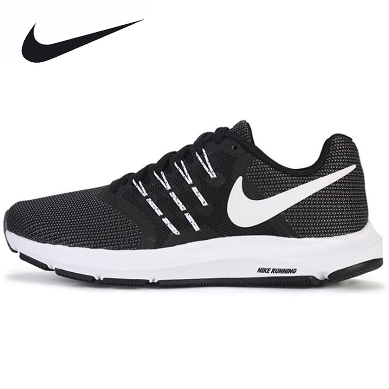 New Arrival Authentic NIKE RUN SWIFT Women's Breathable Running Shoes Sports Sneakers Trainers все цены