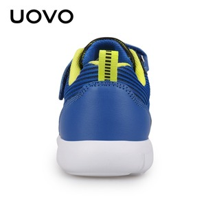 Image 5 - UOVO Newest Kids Shoes Breathable Spring Autumn Shoes for Boys Girls Light weight Sole Children Shoes Flexible Shoes For Kids