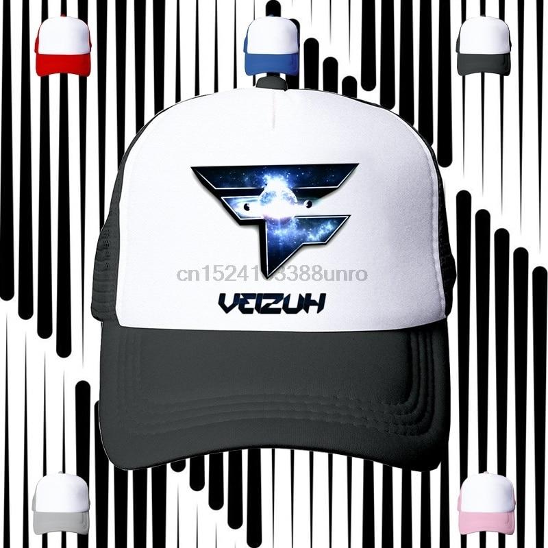 0cb5350bdfe59 New Baseball Cap Faze Clan Art Logo Wallpaper Strapback Adjustable Hat  Fashion Net Cap Baseball(2)-in Baseball Caps from Apparel Accessories on ...