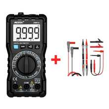 MESTEK Digital Multimeter 9999 Counts Auto Range AC/DC Ammeter Voltmeter Ohm Portable Meter Voltage Meter Multimetre цена 2017