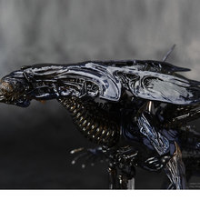 SCI-FIRECOLTECK aliens Series No. 18 Alien queen delux xenomorph Warrior PVC action figure model Garage Kits doll toy 32cm KT464 недорго, оригинальная цена