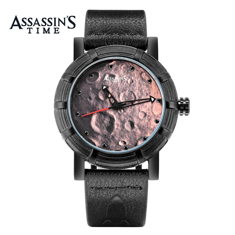 Assassin's Time Mens Watches Top Brand Luxury reloj de cuarzo a - Relojes para hombres