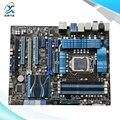 Para asus p8z68 deluxe/gen3 original usado madre de escritorio de intel z68 Socket LGA 1155 Para i3 i5 i7 DDR3 32G SATA3 USB3.0