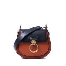 b52a7b6eb4 Luxury Handbags Women Bags Fake Designer Genuine Leather Shoulder Bag  Famous Brands Runway Fashion Bags 2018