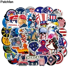Patchfan 100pcs Funny for Laptop Skateboard Home Decoration Car Styling Vinyl Decals Cool DIY scrapbooking album Stickers A1939