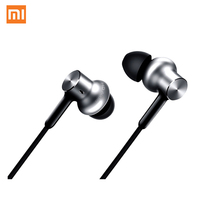Global Version Original Xiaomi Hybrid Pro HD Earphone Circle Iron Wired Xiaomi Earset Noise Cancelling Mi