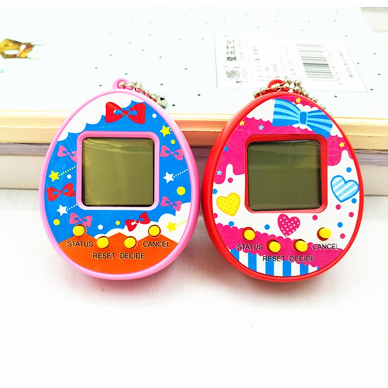 2018 Tamagotchis Electronic Pets Toy Virtual Pet Retro Cyber Funny Multicolor Handheld Game Machine Toy For Children Tamagochi