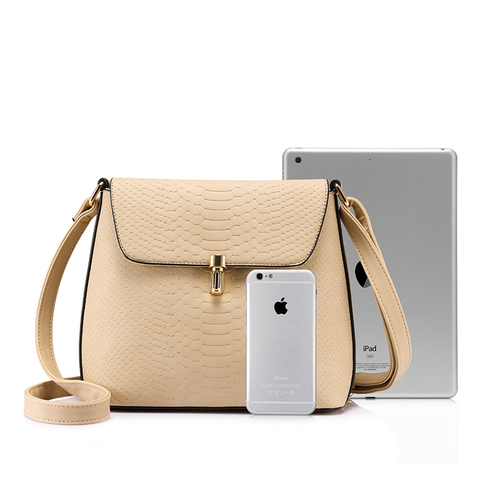 LOVEVOOK brand crossbody bags for women small shoulder bag female solid hasp handbag purse Black/Apricot/Blue messenger bag 2019 Multan