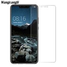 wangcangli Screen Protector for Huawei Nova 3 Tempered Glass 9H 2.5D Phone Protective