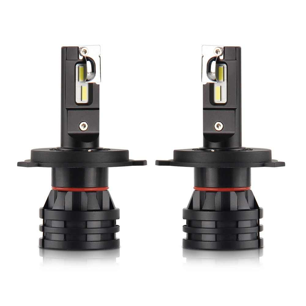 BraveWay 16000LM LED Headlight Bulbs H1 H4 H7 H8 H9 H11 HB3 HB4 9005 9006 Headlamp for Cars Turbo LED Bulbs for Auto 12V Lights