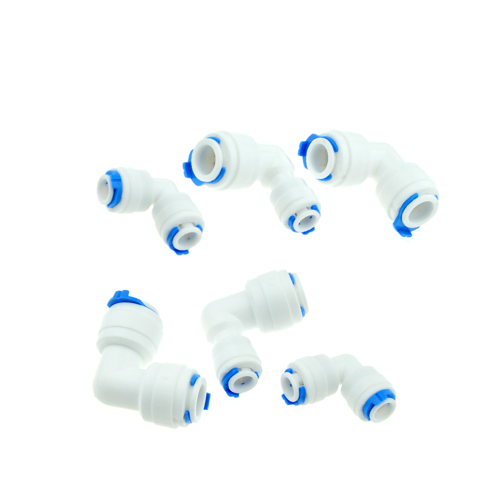 RO Water Elbow Pipe Fitting 1/4