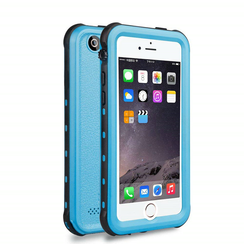 Redpepper Sealed Waterproof Case For iPhone 5 5S SE Shockproof case (12)