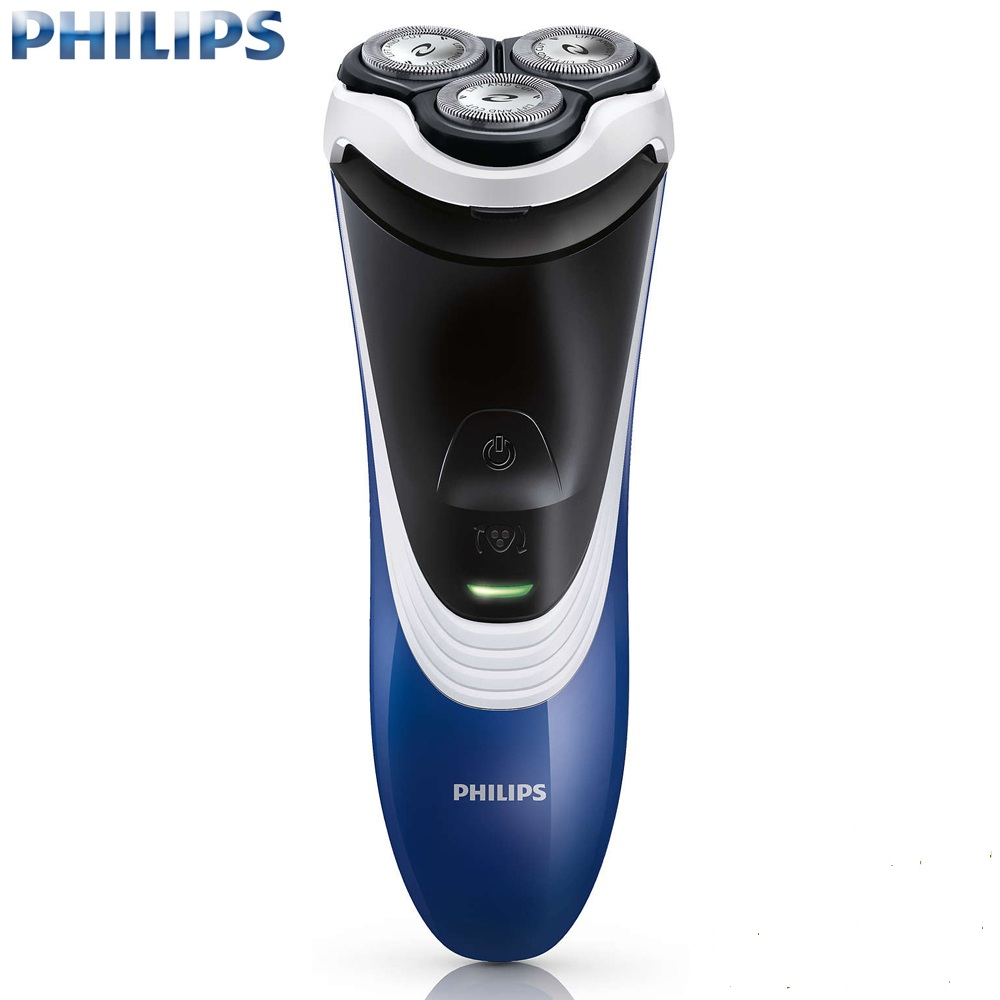 PHILIPS PT720 / 14 Rechargeable Electric Shaver Three Knife Head Washing Shaving Razors Face Care Men Beard Trimmer Machine philips multigroom mg1100 ultra precise beard styler dualcut trimmer shaver