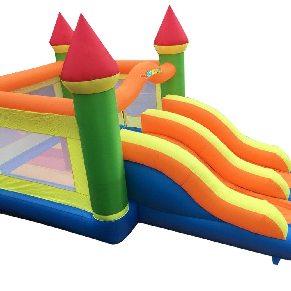 YARD óriás felfújható Bounce House 6.5x4.5x3.8M nagy méretű - Szórakoztató és szabadtéri sportok - Fénykép 2