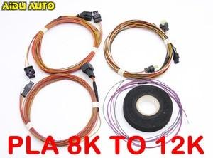 Авто парковка PLA 2,0 3,0 Play & Plug 8K до 12K установить жгут проводов для VW MQB Golf 7 passat b8 tiguan A3 8V Kodiaq Octavia SUPERB