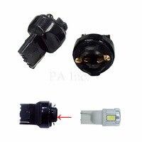 PA LED 20PCS X T10 194 To T20 7440 Base Transformer Bulb Socket