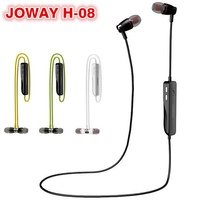 Original JOWAY H08 Bluetooth Earphone Wireless Headset Stereo Sports Magnetic Attraction Earphone For Xiaomi IPhone 8