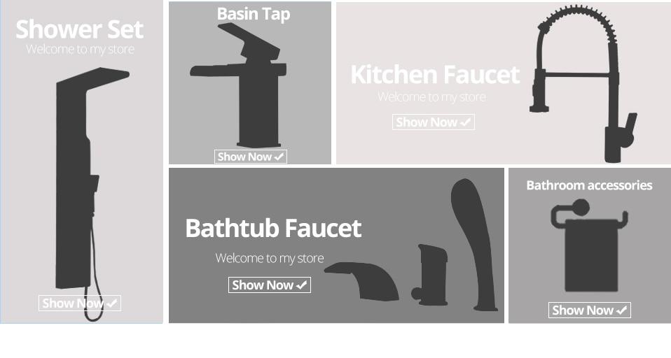 "Gold Polish Bathroom Rain Shower Faucet Bath Shower Mixer Tap 8"" Rainfall Head Shower Set System Bathtub Faucet Wall Mounted"